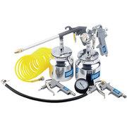 swap DRAPER air tool kit for small air compressor